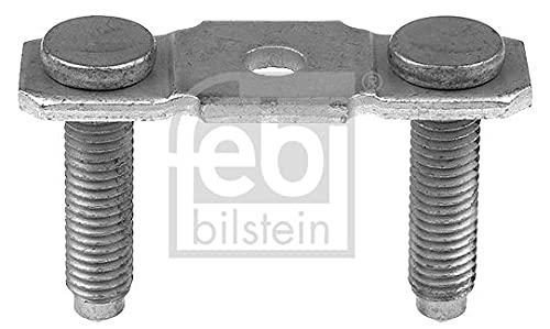 Febi-Bilstein 14260 Plaque d'arrêt, rotule de suspension