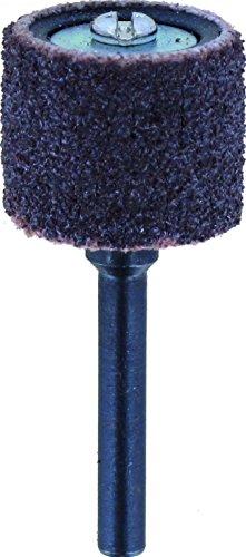 Dremel 407 Schleifband mit Schleifdorn - Zubehörsatz für Multifunktionswerkzeug mit 1 Schleifband und Schleifddorn Körnung 60 13mm, zum Formen, Reinigen, und Schleifen jeglicher Art von Materialien