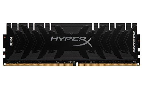 HyperX Predator Black 16GB 3200MHz DDR4 CL16 DIMM XMP...