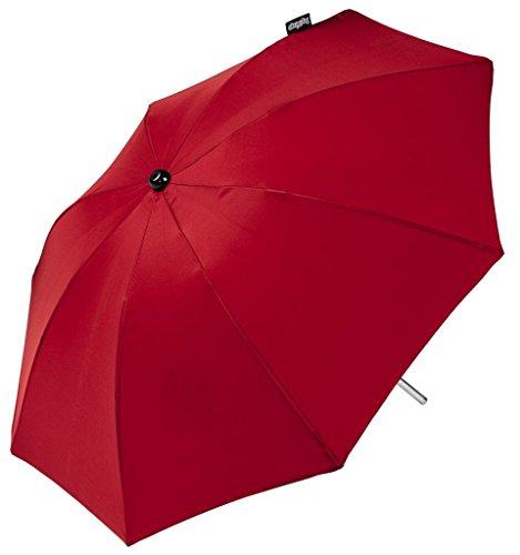 Ombrelle universelle sans adaptateur Rouge Peg Perego