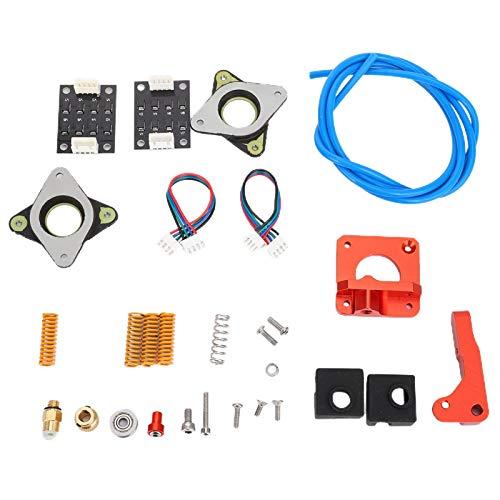 Cerlingwee Kit de actualización de Impresora 3D con Tuerca niveladora Manual, Amortiguador, resortes de Impresora 3D, Amortiguador de extrusora 3D, para el hogar de la Impresora 3D de Negocios