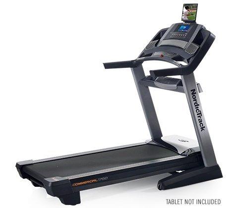 New NordicTrack Commercial 1750 Treadmill NTL14115