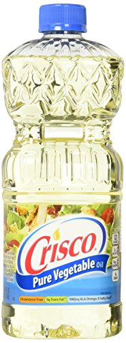 Crisco Vegetable Oil, 48 Fluid Ounces