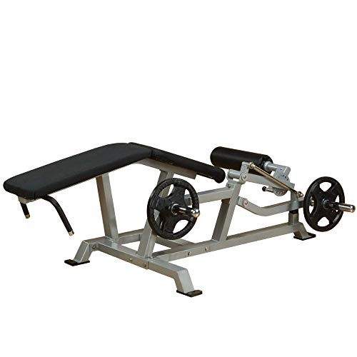 Body-Solid ProClubLine Leverage Leg Curl Machine (LVLC)