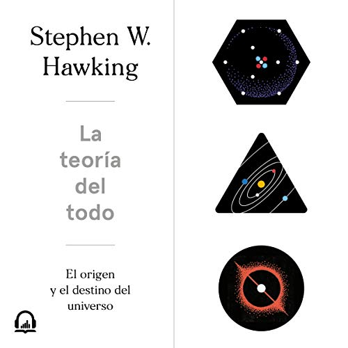 La teoría del todo [The Theory of Everything] audiobook cover art