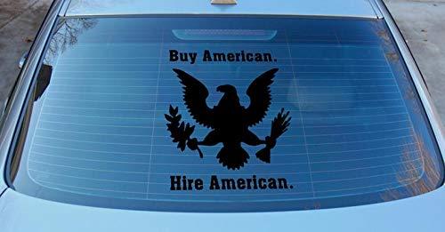 CECILIAPATER Auto-Aufkleber/Sticker für amerikanische Autos, Patrioten, Trump-Aufkleber, republikanische Aufkleber, USA-Autoaufkleber, Trump-Aufkleber, Vinyl, für das Auto