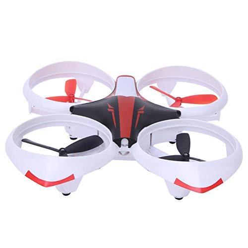 Interruptores de Velocidad del dron de retención de altitud de suspensión Dron de Motor sin escobillas con Retorno de un botón para Cultivar el interés Foto de Gran altitud(Red)