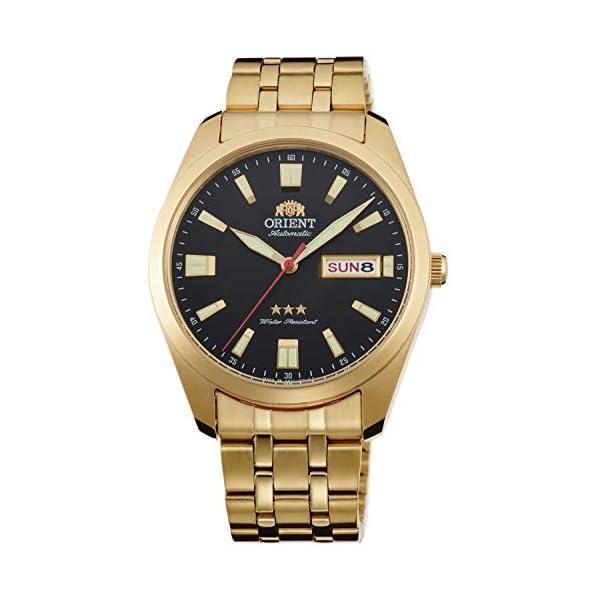 Orient Uhr Herren Gold 1