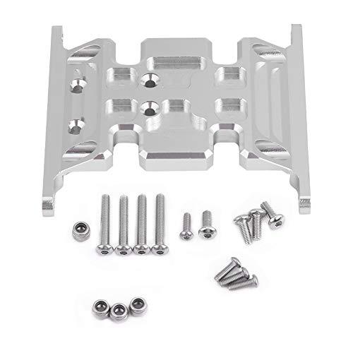 Hinzonek Aluminum Alloy Accessory Part Gear Box Mount Holder for SCX10/ SCX10 II/TFL RC Crawler Car