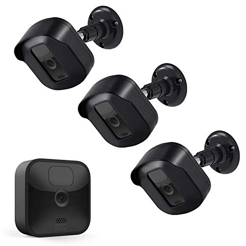 Blink Outdoor Camera Wall Mount Bracket,3 Pack Full Weather Proof Housing/Mount with Blink Sync...
