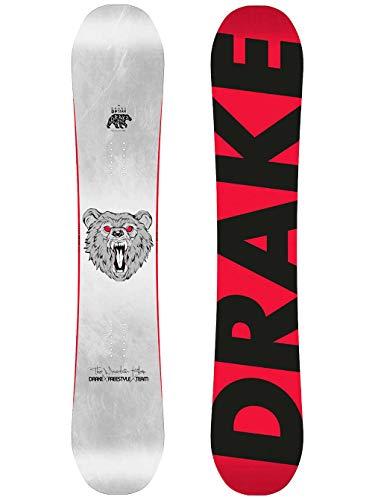 Drake Herren Freestyle Snowboard DF Team 154 2019