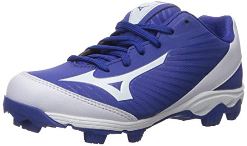 Mizuno Kids' 9-Spike Advanced Franchise 9 Molded Youth Baseball Cleat-Low Shoe