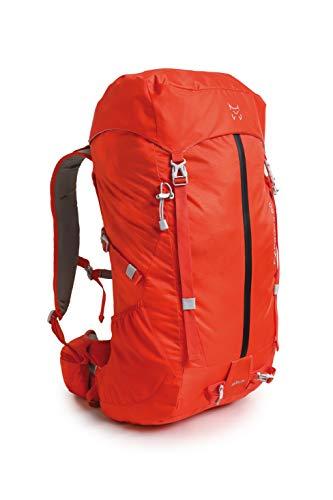 ALTUS - Mochila Trekking Marbore 50L | Mochila para Montañismo, Trekking, Camping y Viajes | Ideal Recorridos Técnicos, Tejido Ligero y Resistente | Con Sistema de Ventilación