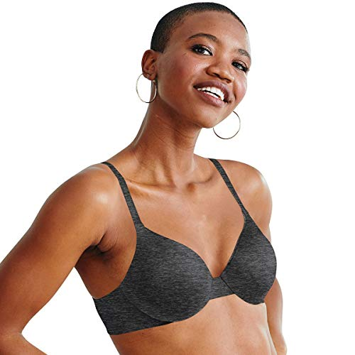 Hanes Ultimate Women's T-Shirt Soft Foam Underwire