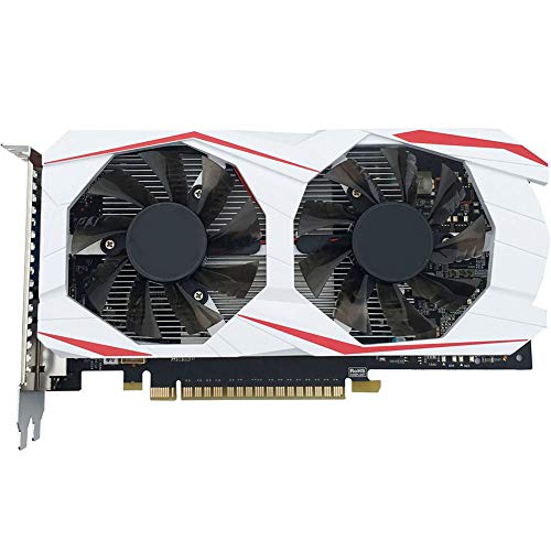 Sxgyubt Independent GTX750Ti 2GB DDR5 Game Grafikkarten GTS450 PCI Express 2.0 für Desktop GTX750Ti