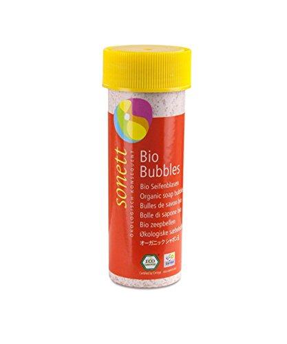 Sonett Bio Bubbles Seifenblasen, 45 ml