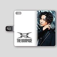 スマートフォン スマホ iPhone アイフォン 11Pro XS/X 8/7 手帳型 ケース カバー 【吉野北人】 N006 (iPhone8/7)