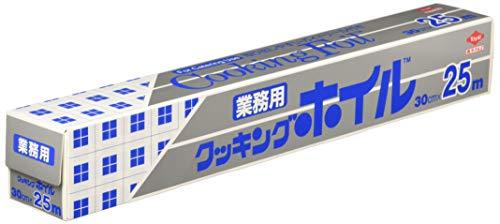 東洋アルミ クッキングホイル 業務用 ワイド 30cm×25m