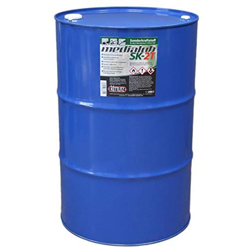 200 Liter KETTLITZ-Medialub SK-2T Alkylatbenzin für 2 Takt, Zweitaktmotoren, KWF Geprüft