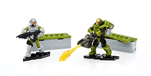 Mega Construx Halo Customer Marines Specialist Weapons Pack