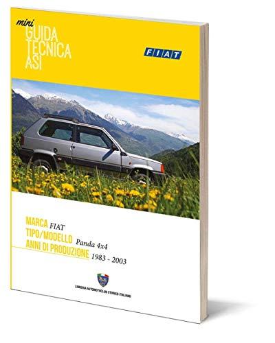 Fiat Panda 4x4 1983-2003. Mini guida tecnica ASI