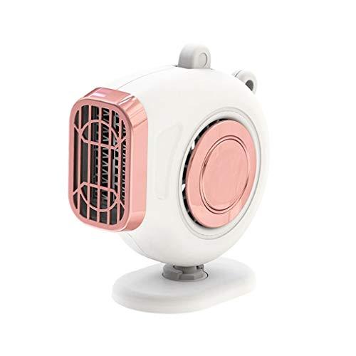 JYDQT Calentador DE Coche DE Coche DE Coche DE Coche DE Cara DE ENTRECINO PORTÁTIL 2 IN 1 Calentador de Autos automáticos de calefacción/refrigeración (Color : B)