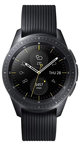 Samsung Galaxy SM-R810NZKAINU Smartwatch Smartwatch (Midnight Black)