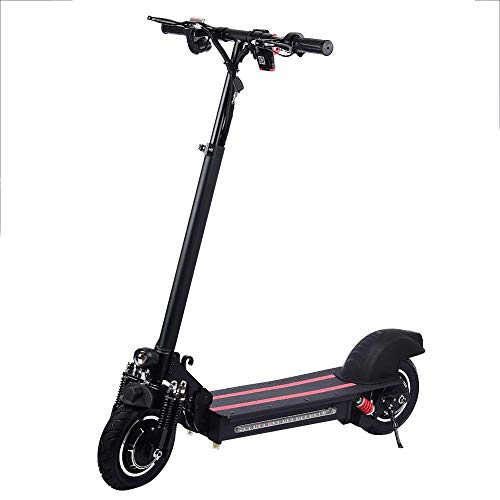 shewt Scooter eléctrico,Motor de 1200 vatios, 35-50KM / H, Kilometraje 40-60KM,48V /...