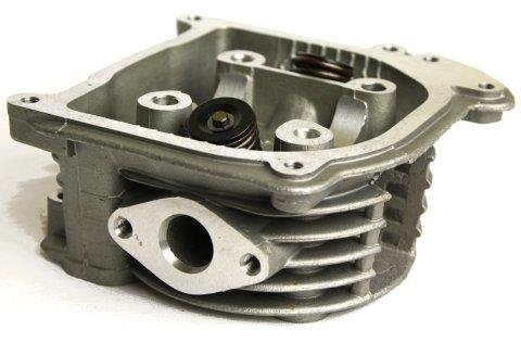 Zylinderkopf 80ccm inkl. Ventile für China Roller, Baotian, Benzhou, Ering, MKS, Rex RS450