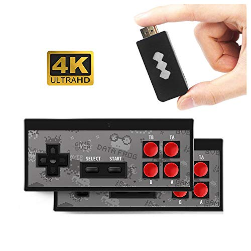 Jesus Love You Handheld TV Video Game Console Data Frog USB Draadloze Build In 600 Klassieke Spel 8 Bit Mini Video Console Ondersteuning HDMI Output