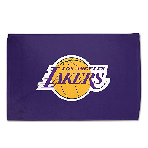 WinCraft NBA Los Angeles Lakers Colored Sports Fan Towel