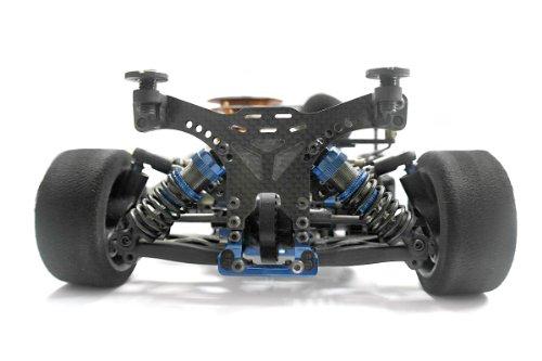 RC Auto kaufen Rennwagen Bild 4: KM-Racing 31301000 Ferngesteuertes RC Auto KM K1 Meen Version GP Scale On-Road Wettbewerbsfahrzeug M1:10*
