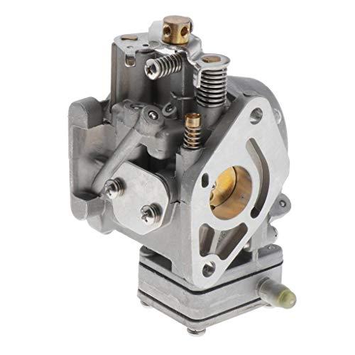 freneci Piezas de Repuesto de carburador fueraborda para Motor Tohatsu de 2 Tiempos 5HP 5B, fácil de Instalar