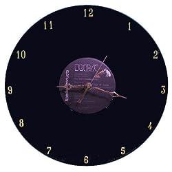 Rock Clock Elvis Presley - The Elvis Presley Story LP