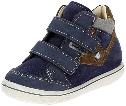 RICOSTA Kimo 2531000/170 Unisex - Baby Stiefel Blau, 20 EU