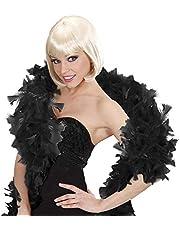 Widmann Widmann- Feather Boa para mujer