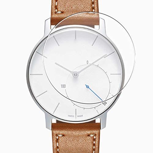 Vaxson 3 Stück Schutzfolie, kompatibel mit WITHINGS ACTIVITE Smart Watch, Bildschirmschutzfolie TPU Folie [nicht Panzerglas] NeueVersion