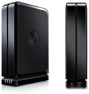 Seagate FreeAgent GoFlex Desk 2 TB USB 2.0 External Hard Drive STAC2000101 (Black)