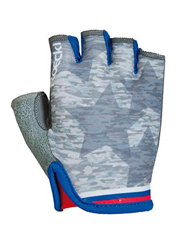 Roeckl Kinder Tivoli Handschuhe, grau, 3