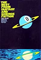 The Best from Fantasy and Science Fiction: 20th Series 0385078161 Book Cover