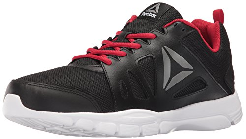 Reebok Men's Trainfusion Nine 2.0 L MT Running Shoe, Black/Excellent Red/Pewter/White - 9 D(M) US