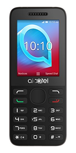 Alcatel 2038X-3AALIT1 20.38 Handyo Cellulare Handy (128MB) Pure Weiß