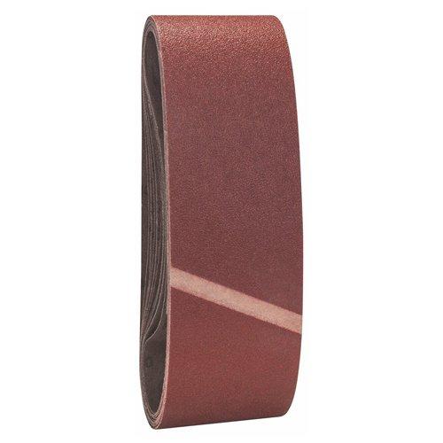 Bosch Professional Schleifband Best for Wood and Paint Holz und Farbe für Bandschleifer (10 Stück, Körnung 60, X440)