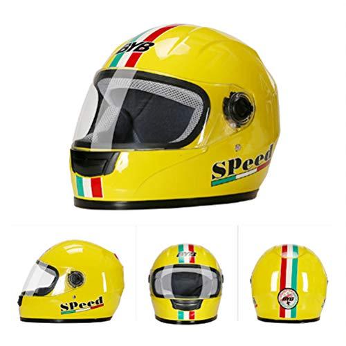 Amazon.es: Casco de moto Casco Moto Cascos de motocross Máscara de ...