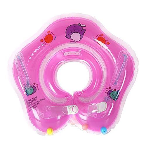 Baby Float schwimmreifen, Aufblasbare Kinder Babypool-Schwimmer, Kinder-Schwimm-Hals-Ring für Baby Kinder Infant, Kleinkind Schwimmhilfe Schwimmring Halsring schwimmende Poolzubehör Spielzeug (C)