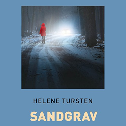 Sandgrav audiobook cover art