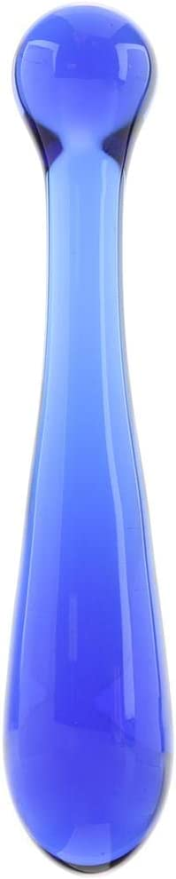 Crystal Glass Long-awaited Pleasure Wand and JO Based 1oz B Lube H20 Water All stores are sold