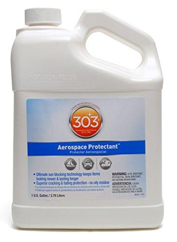 303 Vinyl Plastic Fiberglass Repellent & Aerospace Protectant, 1 Gal.