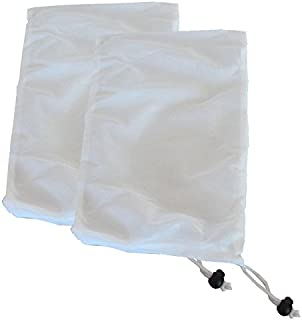 Sunsolar Replacement Bag for Small Vacuums for Spas and Swimming Pools - 2 Pack