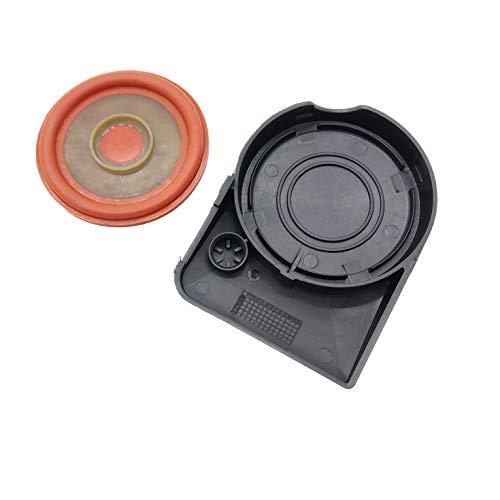 Valve Cover Cap with Membrane for Mini Cooper S R55 R56 R57 R58 R59 R60 R61 N13 N18 Engine 11127646552 11127603390